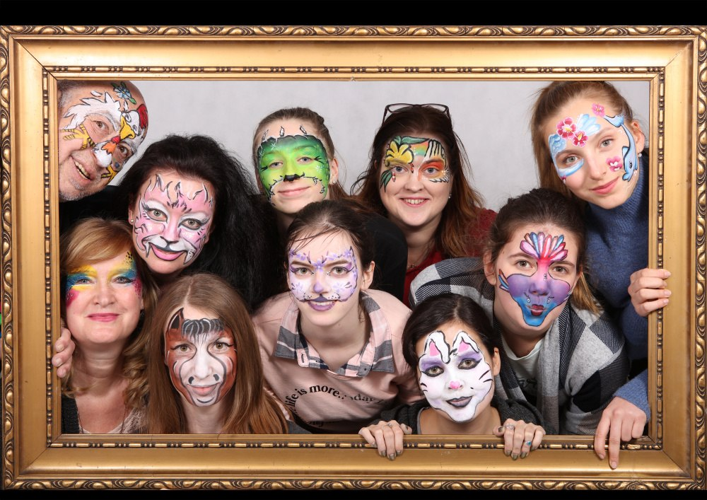 Master class Workshop Facepainting 2019 _01