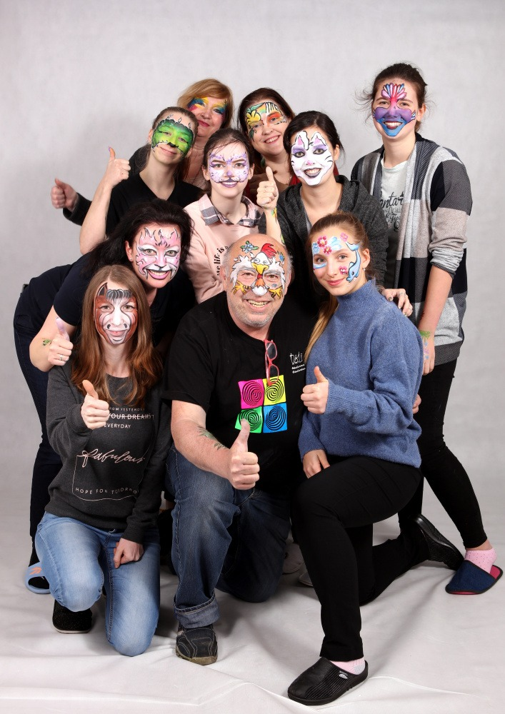 Master class Workshop Facepainting 2019 _04