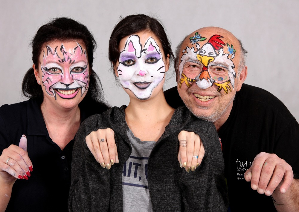 Master class Workshop Facepainting 2019 _05