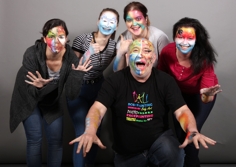Master class Workshop Facepainting 2019 _07