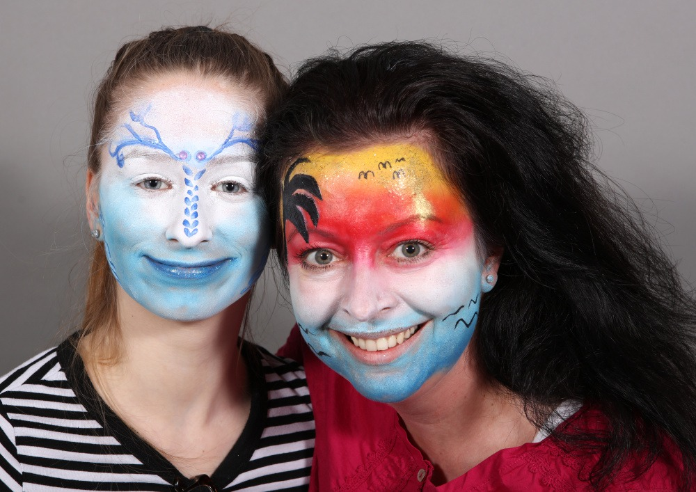 Master class Workshop Facepainting 2019 _08