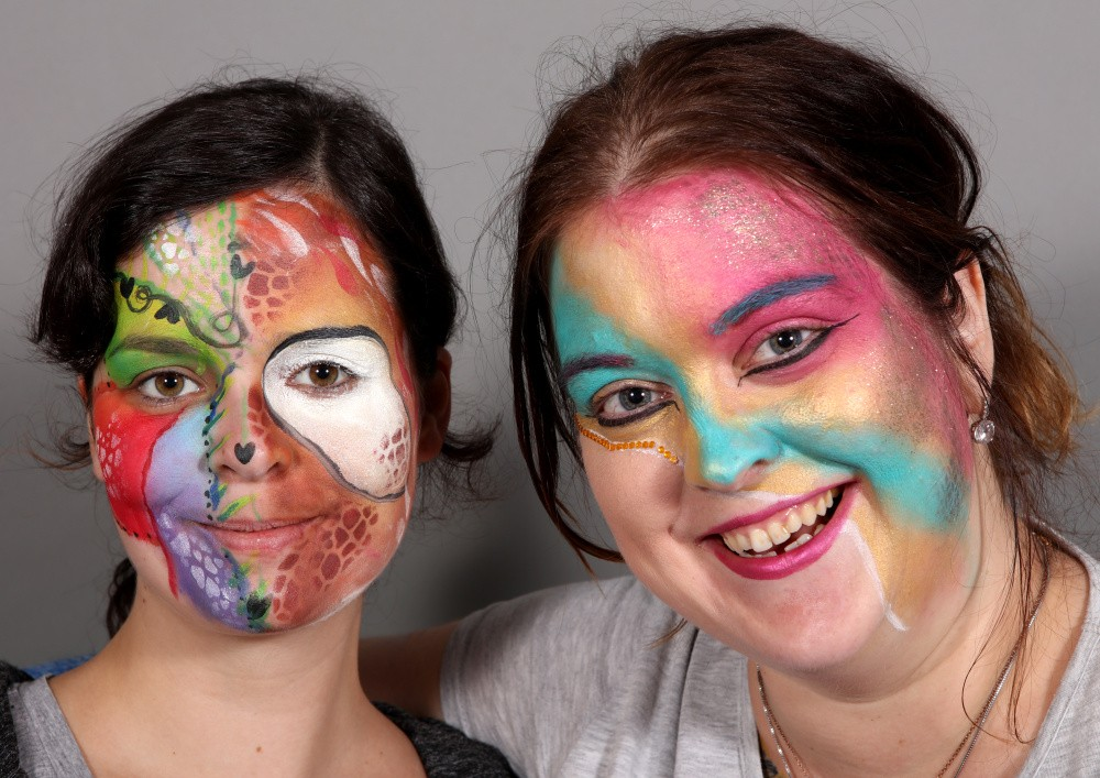 Master class Workshop Facepainting 2019 _09