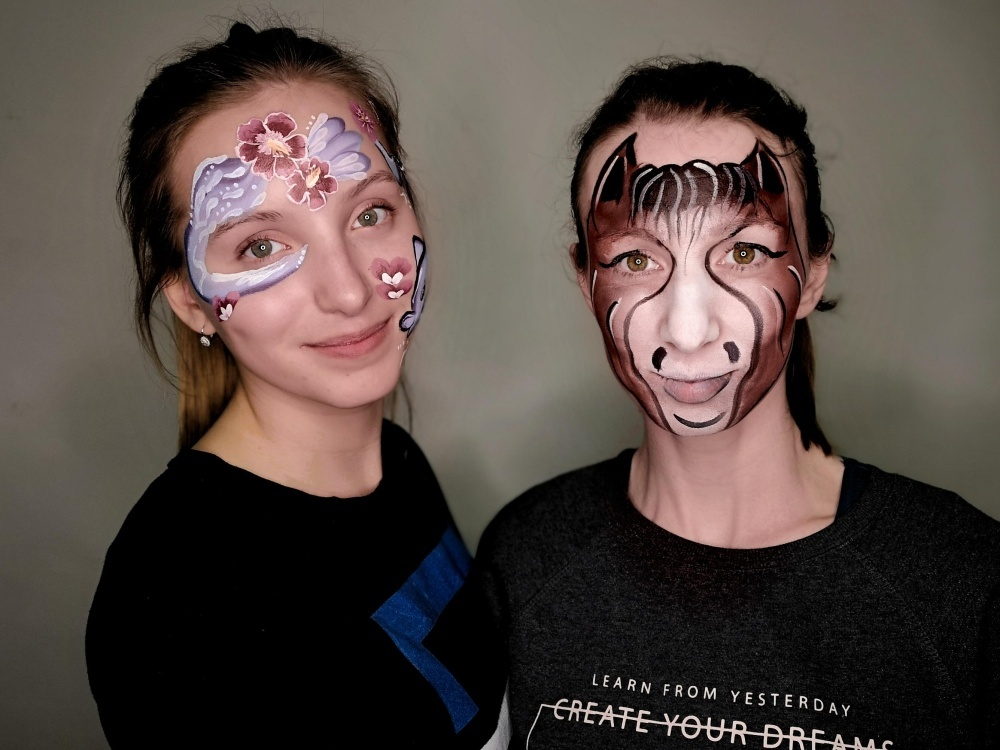 Master class Workshop Facepainting 2019 _011