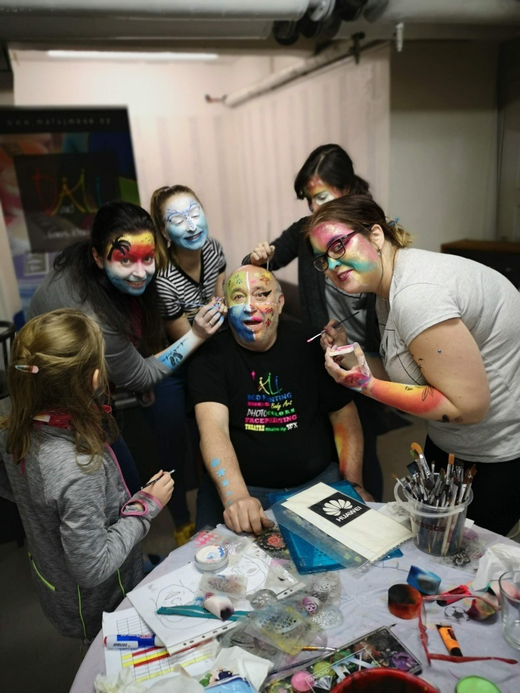 Master class Workshop Facepainting 2019 _012