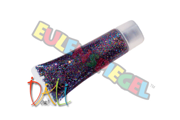 Třpytky multicolor v gelu 18 ml